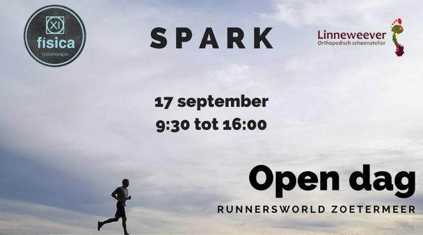 sportweek zoetermeer runnersworld spark linneweever fisica fysiotherapie