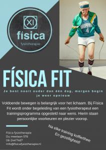 Medisch Fitness Física Fit Zoetermeer