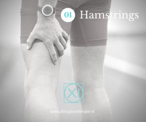 hamstring blessure fisica fysiotherapie zoetermeer